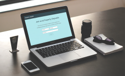Engage with a Landing Page